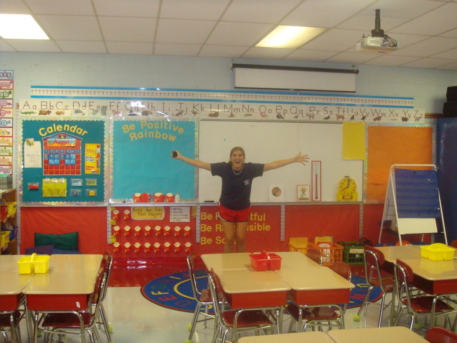 Classroom Setup Ideas For First Grade ~ Nan goes from nam to nash april