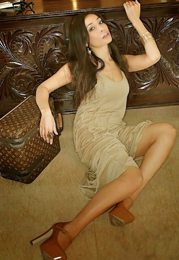 Sofia Hayat Latest Spicy Photo Shoot