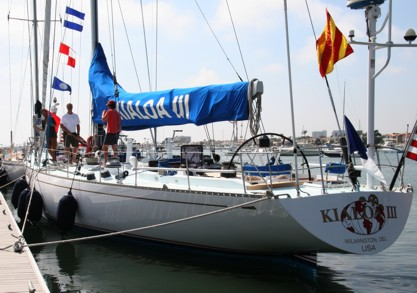 RB Sailing Kialoa III SampS Maxi