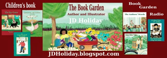 The Book Garden~ Site of JD Holiday