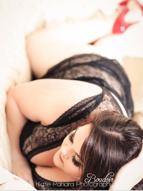 Curvy Boudoir Photography