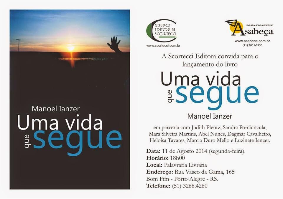 Convite Porto Alegre