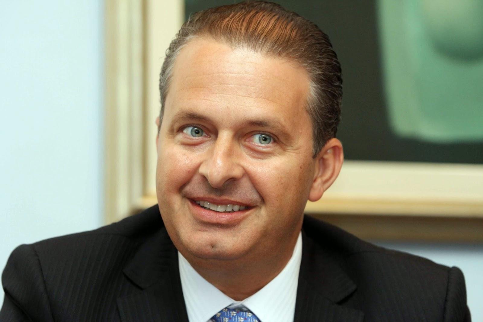 Eduardo Campos pode ter morrido em acidente de avião