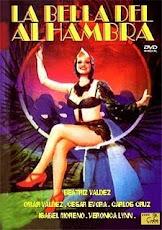 """... de mis pelis favoritas: """"La bella de Alhambra"""", producción Cubano-española"""