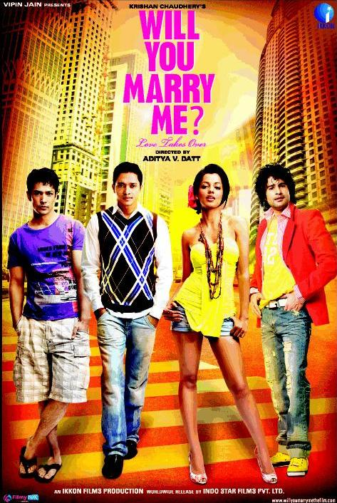 Will You Marry Me (2012) DVD - Shreyas Talpade, Rajeev Khandelwal, Mugdha Godse and Muzamil Ibrahim