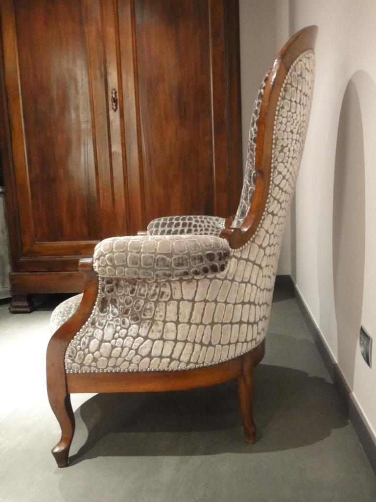 Favori tapisserie ameublement et restauration mobilier: Le fauteuil  VM87