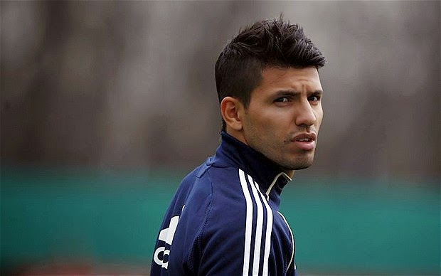 Hairstyles Photos And Pictures Hairstyle Haircut Arts Soccer - Aguero haircut name
