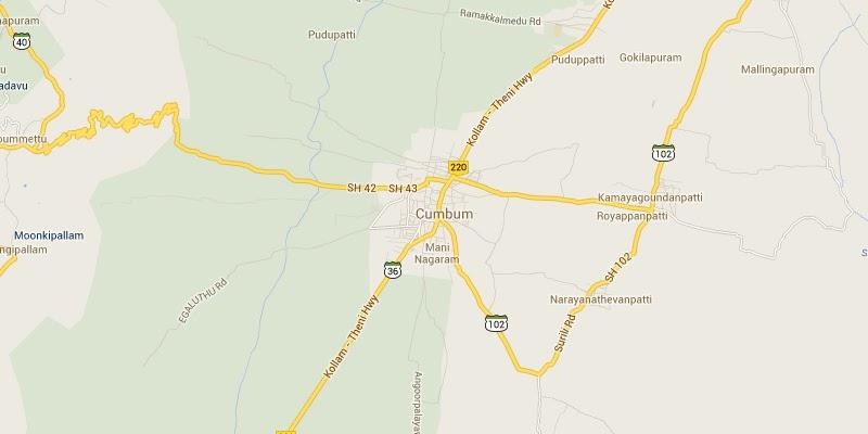 Cumbum India