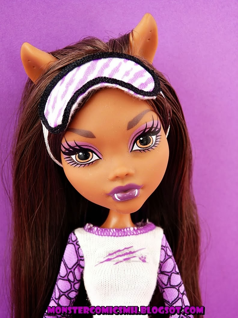 Clawdeen Dead Tired