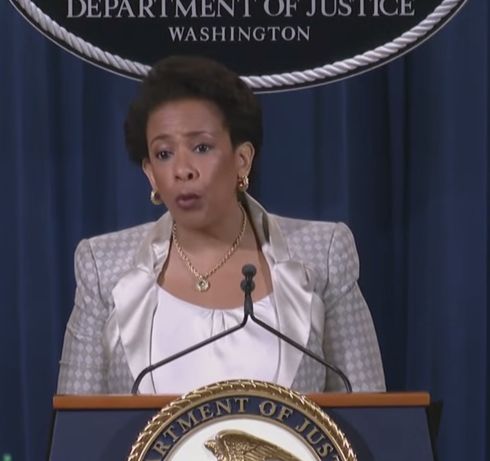 AG Lynch announces police investigation