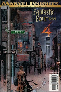 Fantastic Four 1234 #1 - 365 Days of Comics
