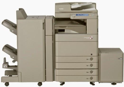 Download Driver Printer Canon iR-ADV C5051