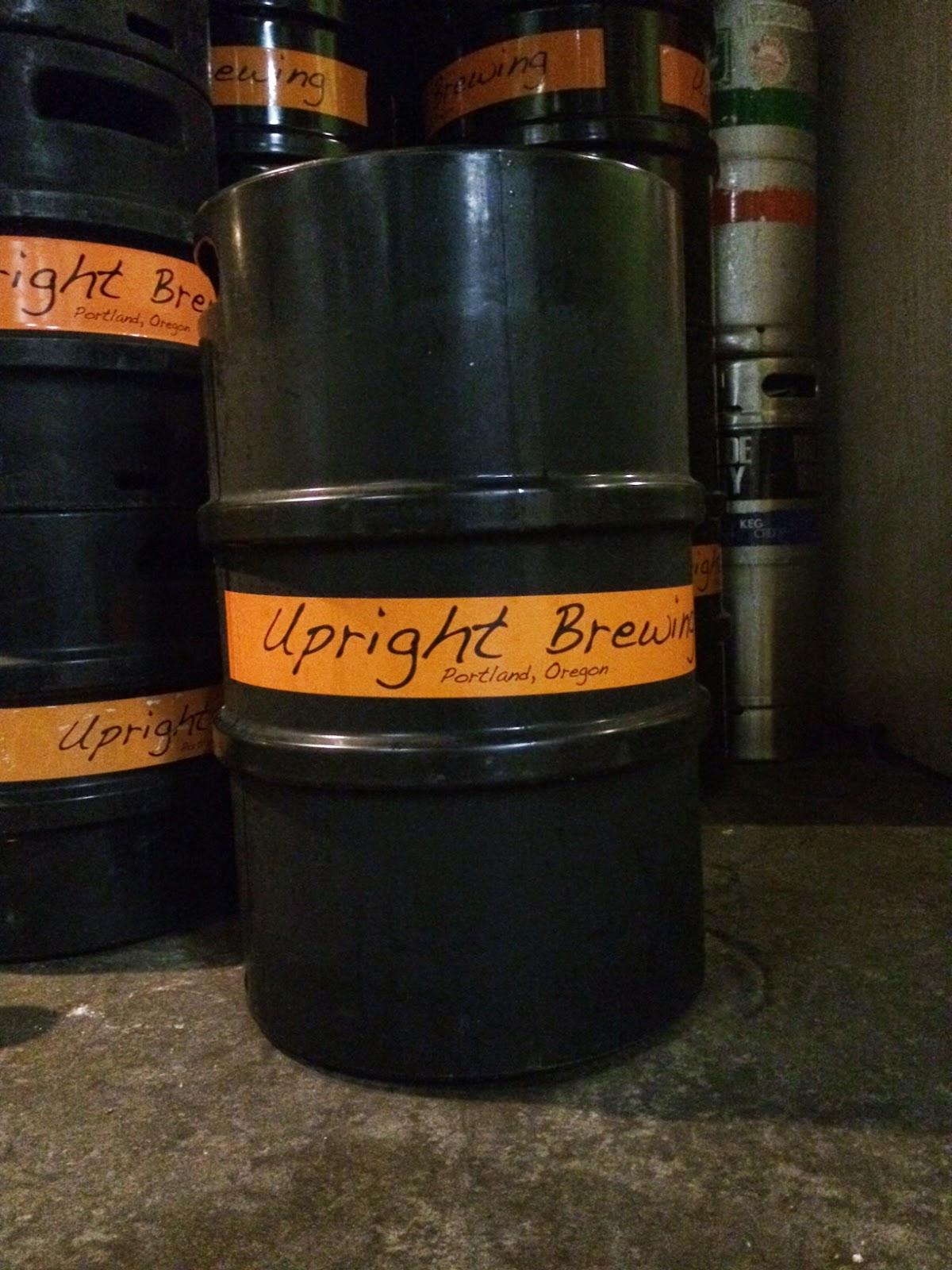 オレゴン ポートランド ビール アップライト