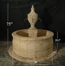 Newly Carved Fountains