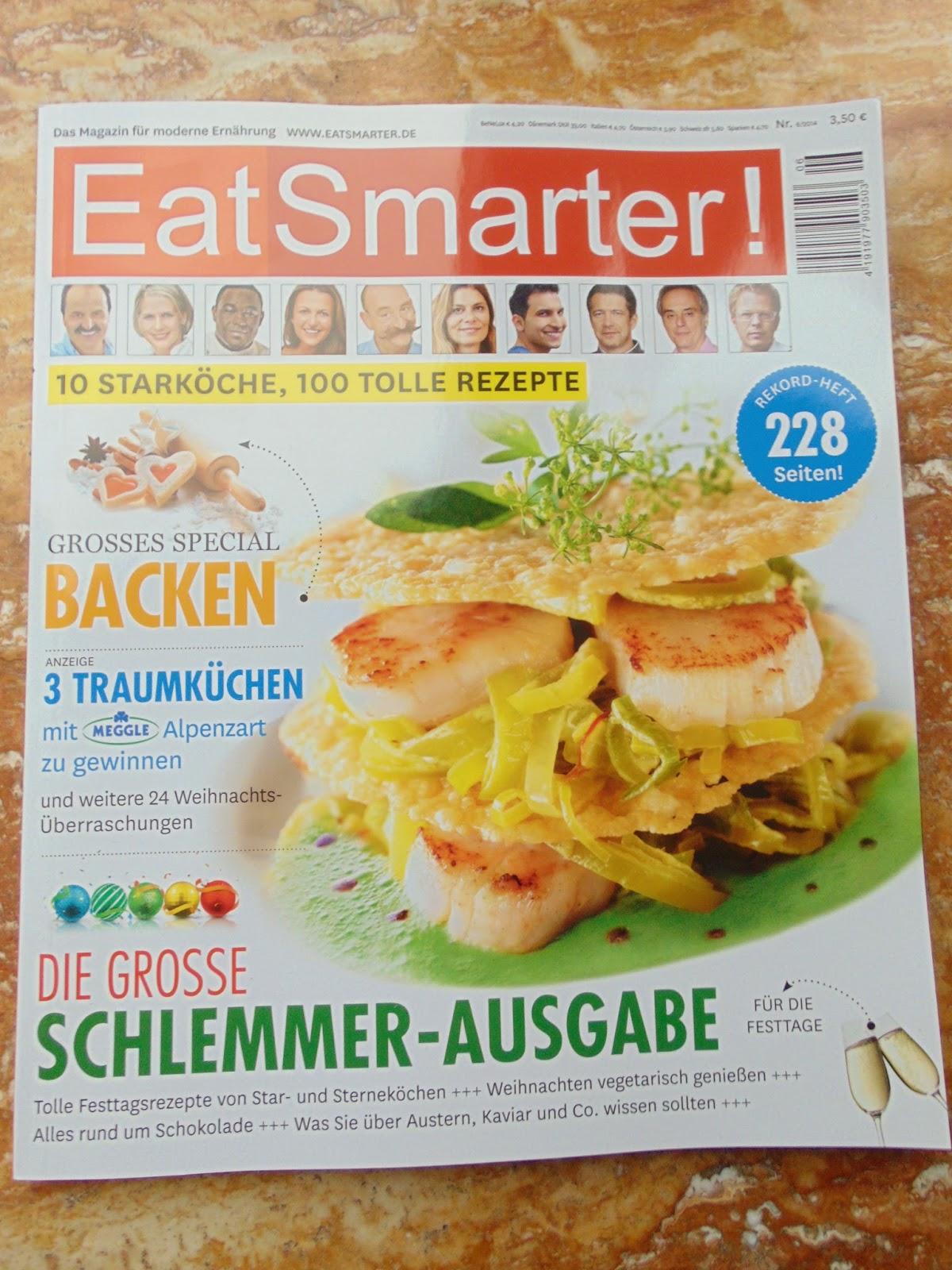 Eat Smarter - www.annitschkasblog.de