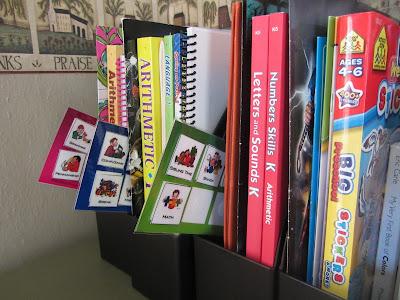 The Unlikely Homeschool Task Cards