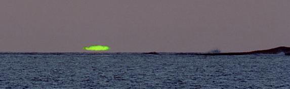 le rayon vert phenomene physique