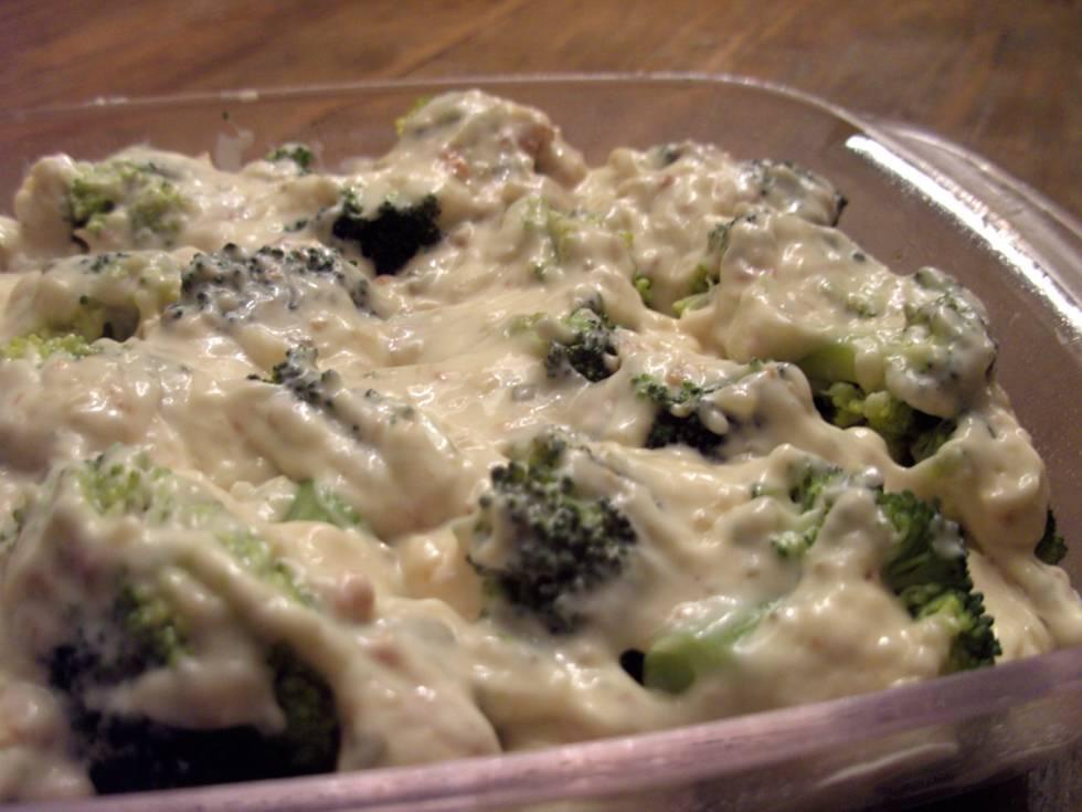 pasta broccoli champignons