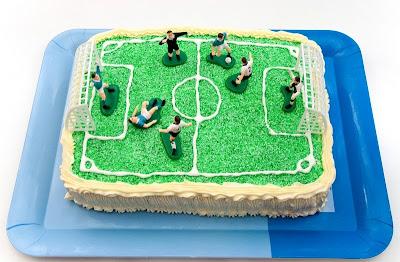 Nogometna torta - Soccer cake