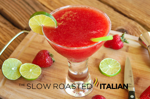 ... Roasted Italian - Printable Recipes: The Best Ever Strawberry Daiquiri