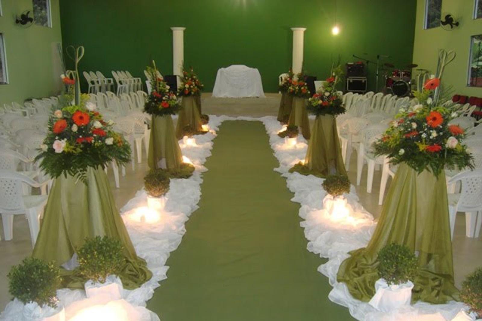 decoracao de casamento igreja evangelica : decoracao de casamento igreja evangelica:Decoracao De Casamento