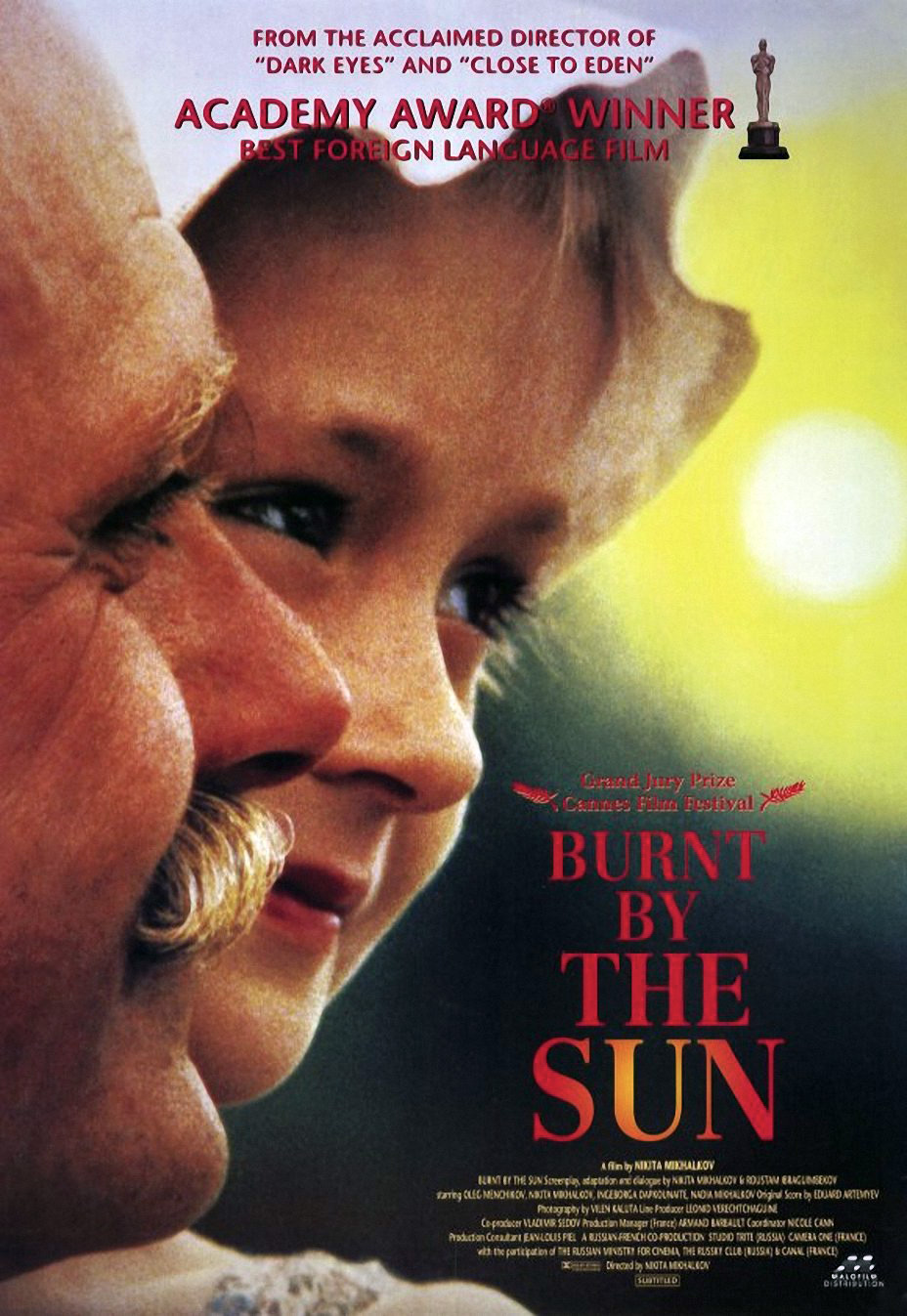 Burnt By The Sun (1994) - Nikita Mikhalkov