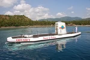 Odyssey Submarine Tempat Wisata Indah Bali