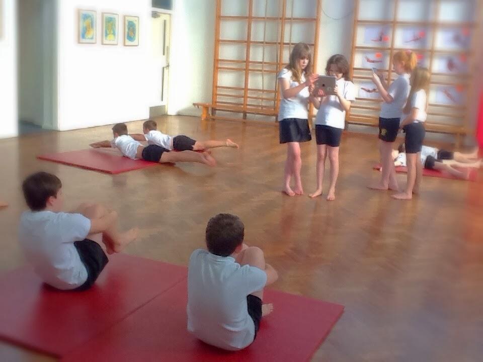 Ysgol Kingsland School: Addysg Gorfforol gyda iPads - Physical ...