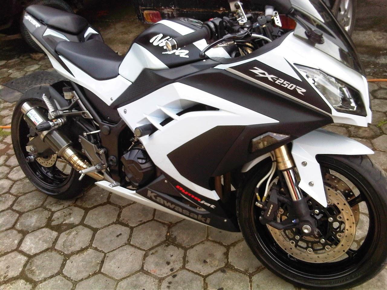 99 Gambar Motor Ninja 4 Tak Dan Harganya Terbaru Obeng Motor