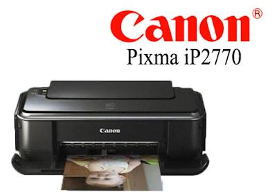 Cara Memperbaiki Error 5200 Pada Printer Canon IP2770