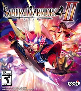 Download Samurai Warriors 4-II Torrent PC 2015