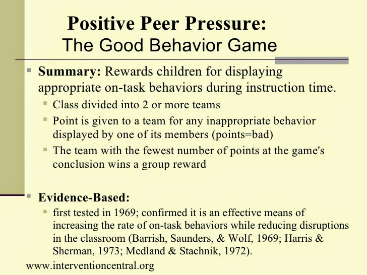 Peer Pressure in Middle School – Peer Pressure Worksheets