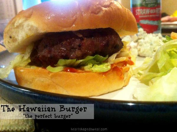 best burger, hawaiian burger, pineapple hamburger