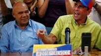 Capriles dice que Zapatero está «descalificado» para mediar