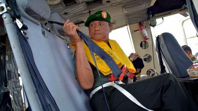 Kisah Pilot yang Terjebak Awan Badai Saat Bawa Pesawat Tempur