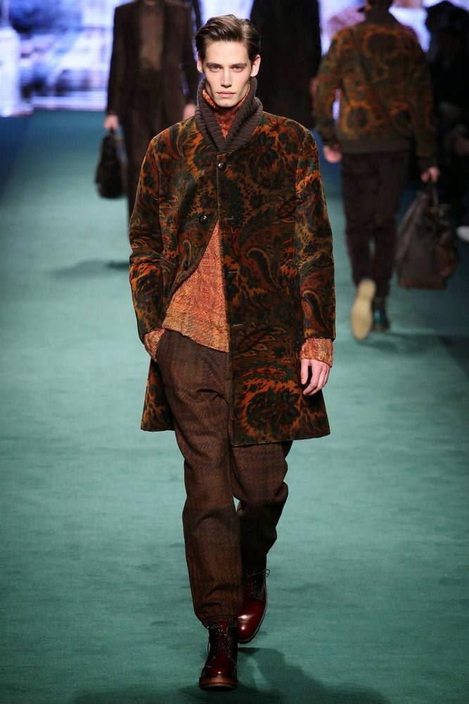 Etro Fall/Winter 2015 - Milan Fashion Week