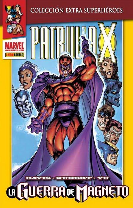 La guerra de Magneto