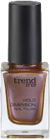 Preview: Die neue dm-Marke trend IT UP - Holo Dimension Nail Polish 030 - www.annitschkasblog.de