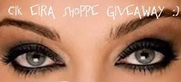 Cik Eira Shoppe GiveAway :)