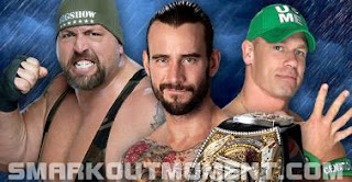 Watch SummerSlam 2012 Pay-Per-View WWE Championship Match John Cena CM Punk Big Show Triple Threat