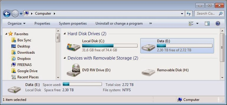 how to clear a lot of space from c drive