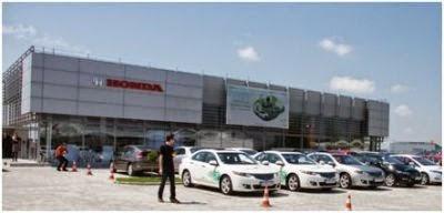 Dealerul Asko International implineste 10 ani de activitate Honda