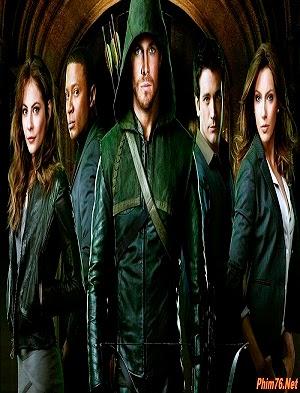 Mũi Tên Xanh Phần 3|| Arrow Season 3