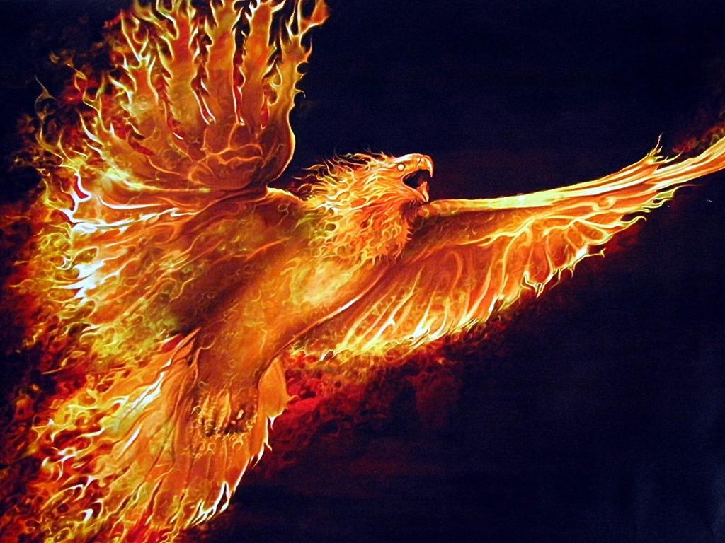 Justified Lunacy: P is for Phoenix