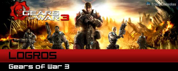 Guia de Logros Gears of War 3 XBox 360
