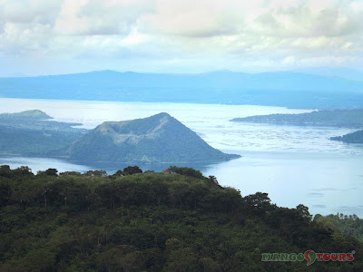 Mango Tours Tagaytay Taal Lake Taal Volcano