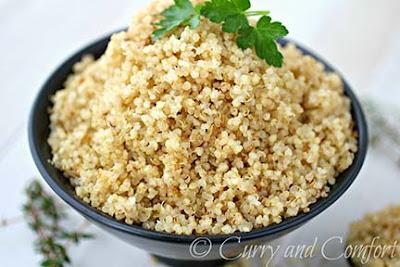 Stovetop Quinoa