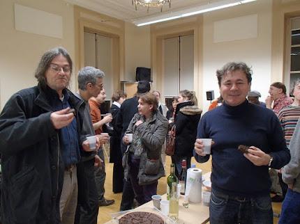 Conservatoire de Saint-Ouen, en Seine-Saint-Denis, le 12 décembre 2012