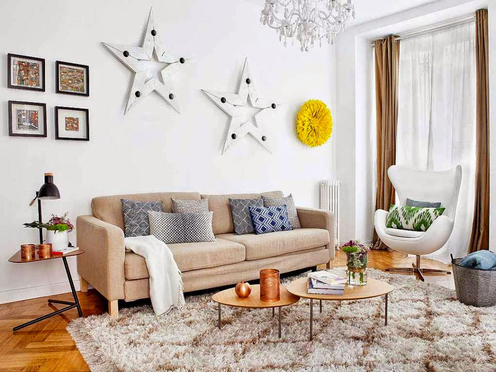 Parete A Pois Fai Da Te : Diy wall decoration ideas u idee fai da te per decorare una parete