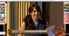 """Entrevista Susana bas, actriz y creadora de Susi Sweet Dress en el programa """"Divendres"""" TV3"""